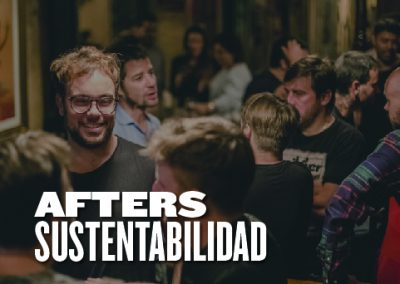 Afters sustentables